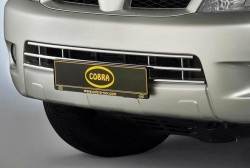 Решетка в бампер Hilux 2006-2011 Cobra TOY1407