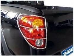 Захист задніх ліхтарів L200 2006-2013 Winbo