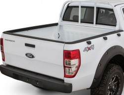 Защитные накладки на борта Ford Ranger 11-15, 16- Rail Guard Aeroklas