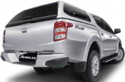 Кунг Mitsubishi L200 2016- Aeroklas