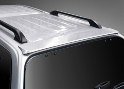Спойлер для кунга Toyota Hi-Lux 2015- Aeroklas