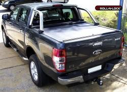 Дуга в кузов Ford Ranger 2012-2015, 2015- Roll-n-Lock