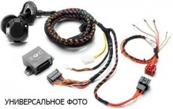 Штатная проводка фаркопа Ford Transit Connect 2009-2013 Hak-System