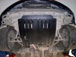 Защита картера Acura TL 2003-2008 Полигон