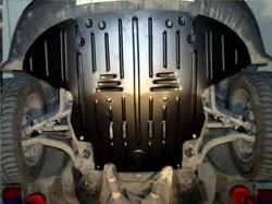 Защита картера Audi A6 Allroad 2000-2006 Полигон