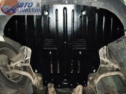 Защита картера Audi A6 Allroad 2006-2012 Полигон
