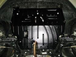 Защита картера Audi A1 2010- Полигон