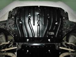 Защита картера Audi A5 2007-2012 Полигон