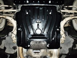 Защита коробки Audi A5 2007-2012 Полигон