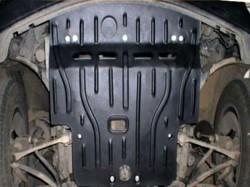 Защита картера BMW 7 E38 1994-2001 Полигон