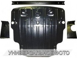 Защита картера BMW X5 E53 2000-2007 Полигон
