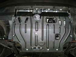 Защита картера Dodge Avenger 2007-2014 Полигон