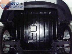 Защита картера Fiat Freemont 2011- Полигон