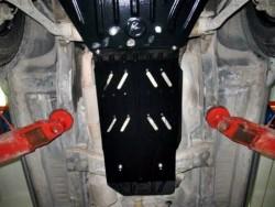 Защита коробки и раздатка Jeep Cherokee 2003-2008 Полигон