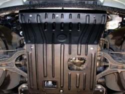 Защита картера Jeep Grand Cherokee 2005-2011 Полигон