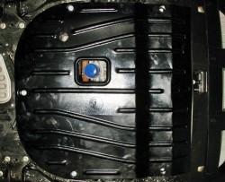 Защита картера Honda CR-V рестайлинг 2015- Полигон
