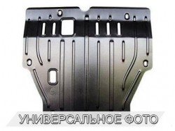 Защита картера Infiniti QX60 2013- (JX 12-13) Полигон