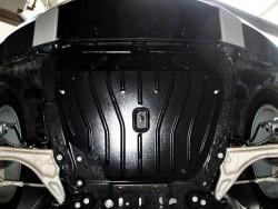 Защита картера Land Rover Evoque 2011- Полигон