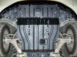 Защита картера Lexus GS 250, 350 2012-2015 Полигон