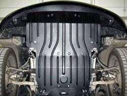 Защита картера Lexus LS 460 задний привод 07-17 Полигон