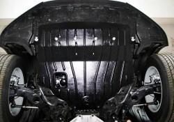 Защита картера Mazda CX5 2011- Полигон