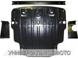Защита картера Porsche Panamera 2009-2016 Полигон