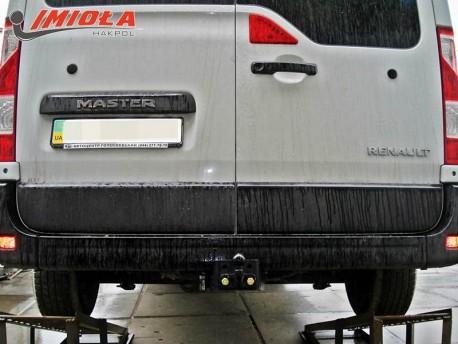 Photo Фаркоп Renault Master 2010- HakPol на передний привод