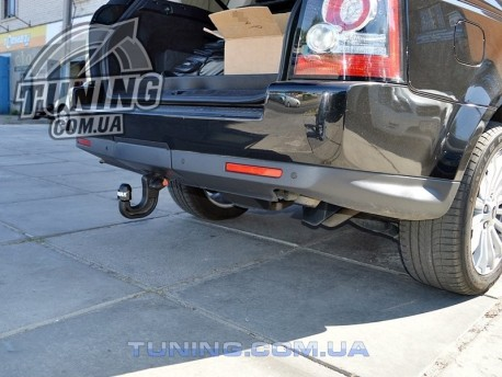 Фото Фаркоп Range Rover Sport 05-13, Discovery 3, 4 оригинал Brink