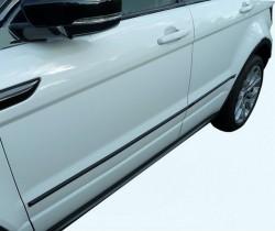 Молдинги дверей Land Rover Evoque 2011- Rider