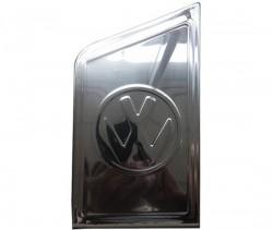 Накладка на люк бензобака VW T5 03-09 нержавейка Carmos
