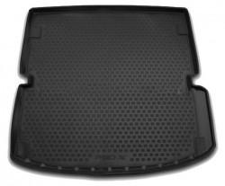 Коврик в багажник Acura MDX 13- длинный полиуретановый черный Novline