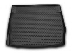 Коврик в багажник BMW 1 серии F20 11- полиуретановый черный Element