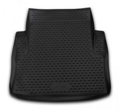 Коврик в багажник BMW 3 серии 05-12 седан, полиуретановый черный Element