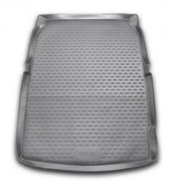 Коврик в багажник BMW 5 серии 10- седан, полиуретановый черный Element