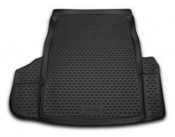 Коврик в багажник BMW 5 серии 03-10 седан, полиуретановый черный Element