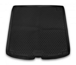 Коврик в багажник BMW 5 серии 03-10 универсал, полиуретановый черный Element