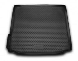 Коврик в багажник BMW X5 13- полиуретановый черный Element