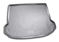 Коврик в багажник Cadillac SRX 10-16 полиуретановый бежевый Element
