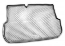 Коврик в багажник Chery Jaggi 06- седан, полиуретановый черный Novline