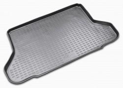 Коврик в багажник Chevrolet Lacetti 04-13 хэтчбек, пластиковый черный Element