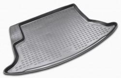 Коврик в багажник Chevrolet Niva 02- полиуретановый черный Element