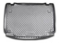 Коврик в багажник Daihatsu Terios 06- полиуретановый черный Element
