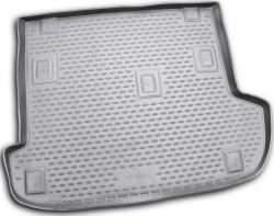 Коврик в багажник Great Wall Haval H5 10- полиуретановый черный Novline