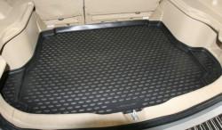 Коврик в багажник Great Wall Haval H6 11- полиуретановый черный Novline