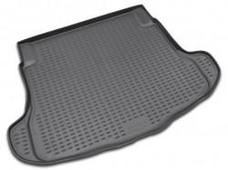 Коврик в багажник Honda CR-V 07-12, полиуретановый черный Element