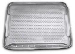 Коврик в багажник Hummer H3 05-10, полиуретановый черный Element