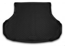 Коврик в багажник Lada Granta 11- седан, полиуретановый черный Element