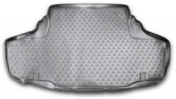 Коврик в багажник Lexus GS 12-15 седан, полиуретановый черный Element