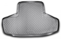 Коврик в багажник Lexus GS 05-12 седан, возможно рестайлинг полиуретановый черный Novline