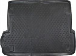 Коврик в багажник Lexus GX 09-13, 13- длинный полиуретановый черный Element